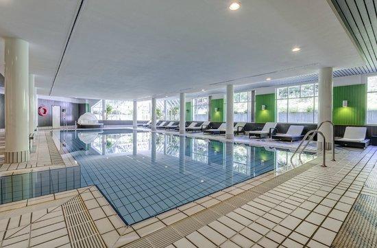 Radisson Blu Hotel Dortmund: Pool