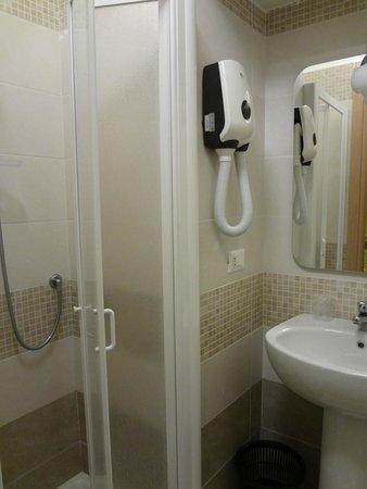 Hotel Antico Distretto: Bathroom