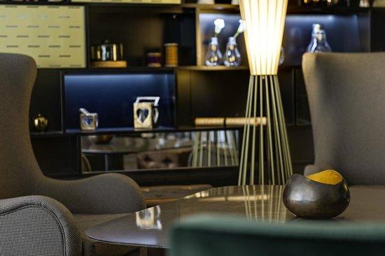 Radisson Blu Hotel Dortmund: Bar