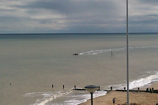 The Manor Hotel: Mundesley Sea