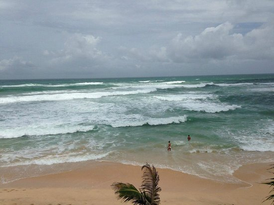 Club Koggala Village: крутейший океан