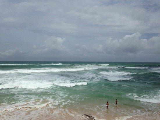 Koggala, Sri Lanka: океан