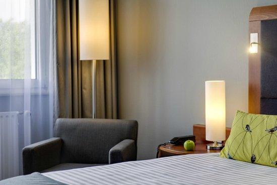 Radisson Blu Hotel Dortmund: Gästezimmer