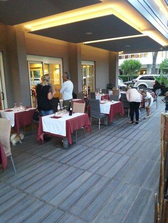 Hotel Parco: Pranzo e cena in totale relax