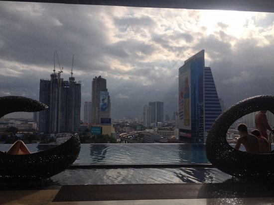 Eastin Grand Hotel Sathorn: During the day