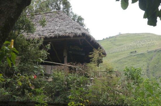 Eco Quechua Lodge: EQL community area/lounge