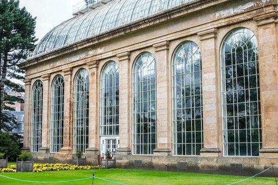 Royal Botanic Garden Edinburgh : Invernadero