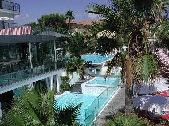 Hotel Caravelle Talasso e Benessere: talassoterapia