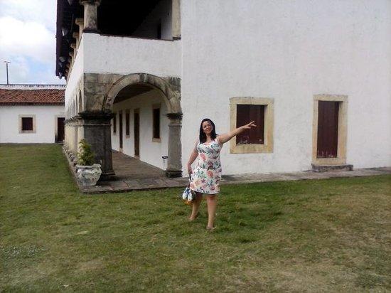 Santa Catarina Fort: passeio bacana