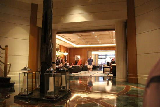 Sofitel New York: Sofitel NY - hall