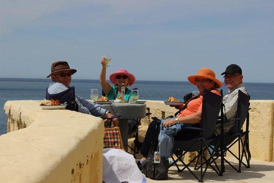 Karlito's Way: cheers malta private tour