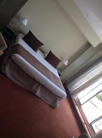 Garden Beach Hotel : suite vista mare