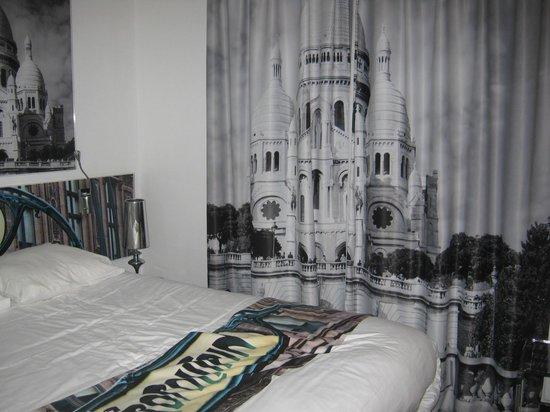 Inter-Hotel Rueil Centre: room 106