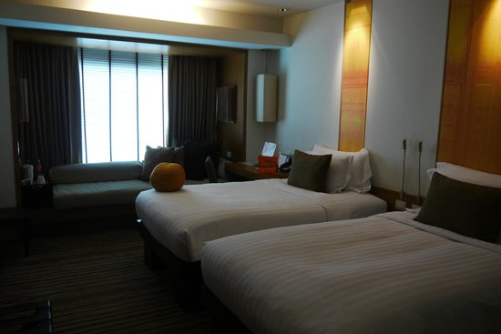 Dusit D2 Chiang Mai: A twin room