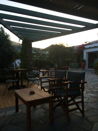 Edem Hotel: Κοινόχρηστοι χωροι , όπου μπορεις να κάτσεις οποιαδήποτε στιγμή της ημέρας