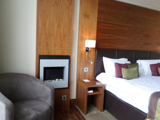 Smiths at Gretna Green Hotel: deluxe double room