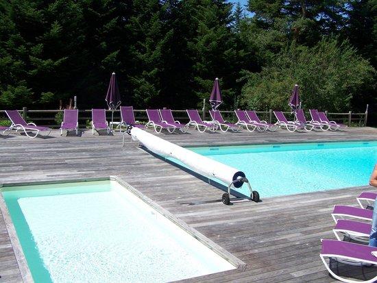 Clair Matin: la piscine