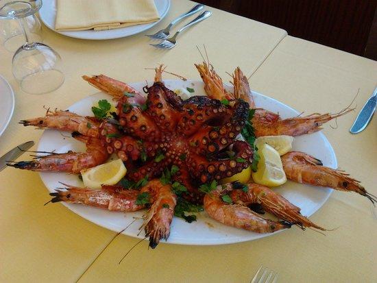 La tana dell 39 artista santo spirito ristorante - Il mare in tavola ...