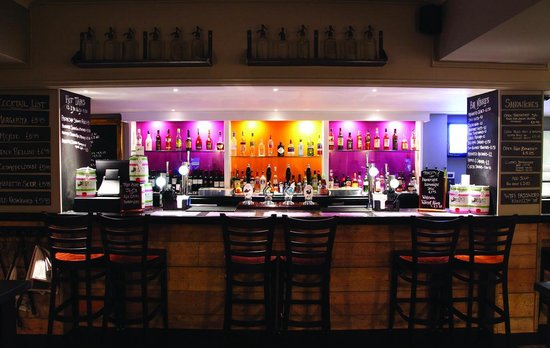 The Earlham Arms Restaurant: Welcome