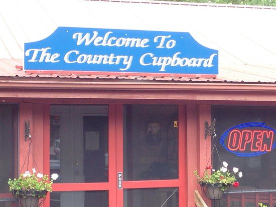 Country Cupboard Restaurant Lake Toxaway