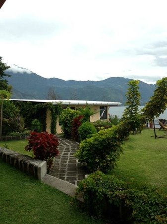 Hotel Sakcari : view