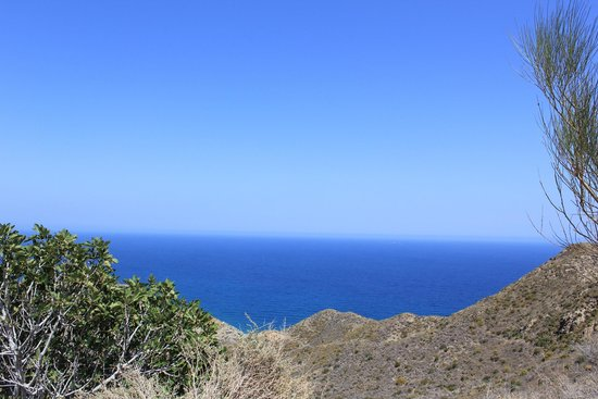 El Parque Natural de Cabo de Gata - Níjar: Mirador de la Granatilla, Carboneras
