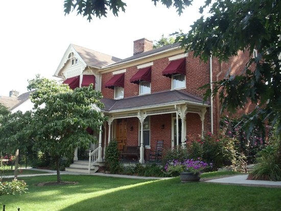 Brickhouse Inn Bed & Breakfast: The Welty House