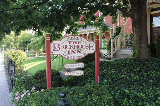 Brickhouse Inn Bed & Breakfast : The Brickhouse Inn