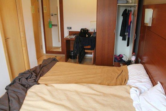 Hotel Via Augusta: camera