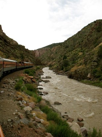 Royal Gorge Route Railroad: Royal Gorge Railroute tour