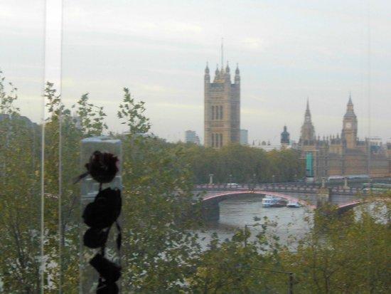 Park Plaza Riverbank London: vistas desde la habitacion
