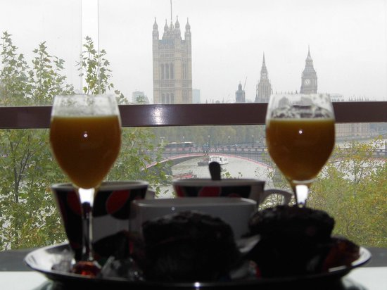 Park Plaza Riverbank London : vistas con desayuno