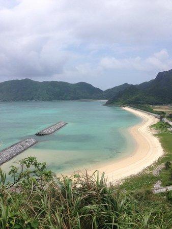 Tonaki-jima Island: 渡名喜島
