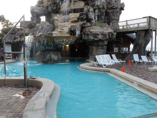 Days Inn Panama City Beach/Ocean Front: Pool