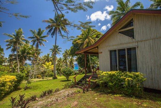 Maravu Taveuni Lodge: Plantation Bure
