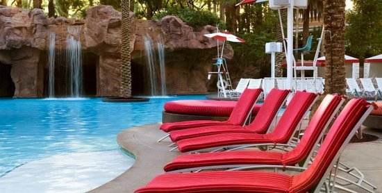 Flamingo Las Vegas Hotel & Casino: pool side