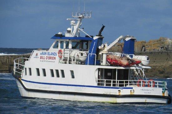 Doolin Ferry : traghetto
