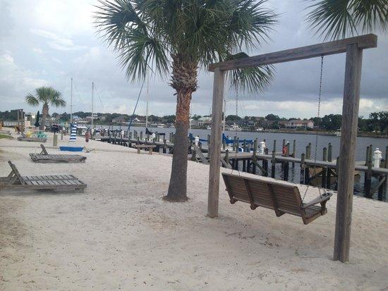Perdido Cove RV Resort & Marina: Our view