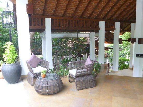 Belmond Napasai: Lounge