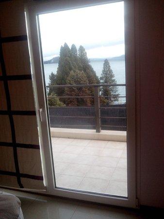 Altuen Hotel Suites&Spa: vista do quarto