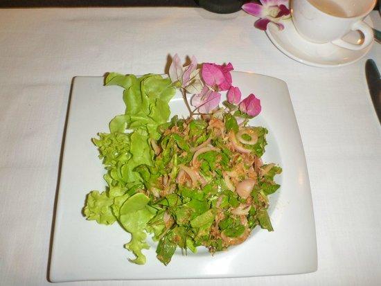 Belmond Napasai: Essen