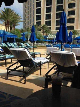 Beau Rivage Resort & Casino Biloxi: Cabana