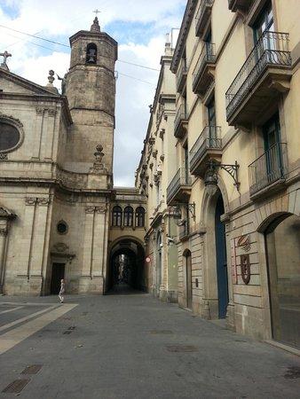 Barrio Gótico: Готический квартал