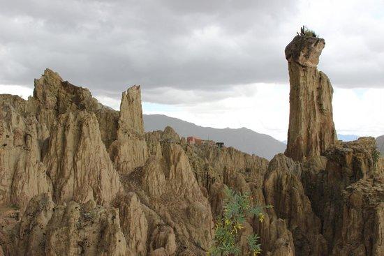 Valle de la Luna: такие пейзажи