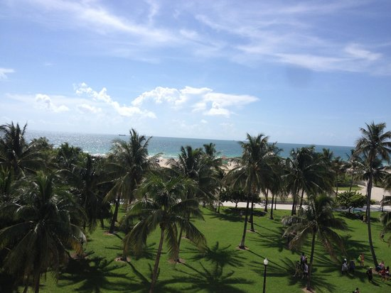 The Betsy - South Beach: Amazing view from the Betsy