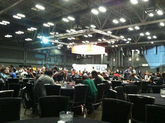 Austin Convention Center: Main Ballroom