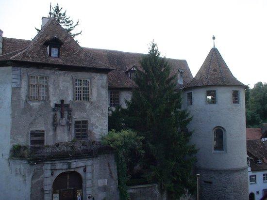 Burg Meersburg: ドイツらしいお城
