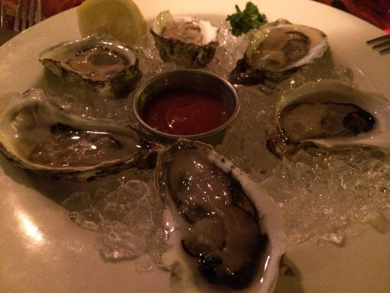 Impudent Oyster: Oysters
