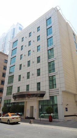 Cosmopolitan Hotel Dubai : the hotel