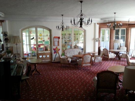 Family Wellnesshotel Tirolerhof: Autre vue de la garderie
